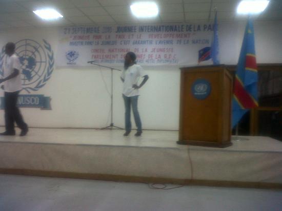 Journéé Internationale de la paix